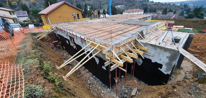 Myhome Beton Sol Etage 1