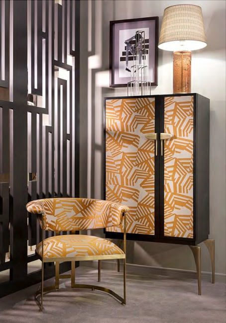 Meuble Et Chaise Assorti Upcycling Thevenon