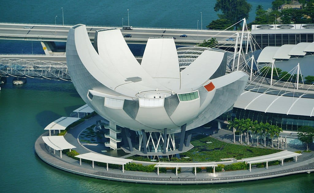 Singapore Artscience Museum Boethic 1