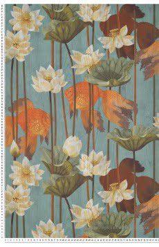 papier peint japonisant boethic
