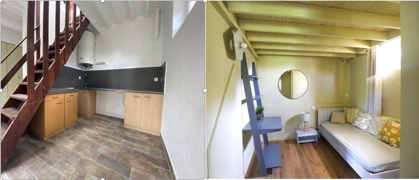 ancienne cuisine remplac2 par une chambre boethic 1